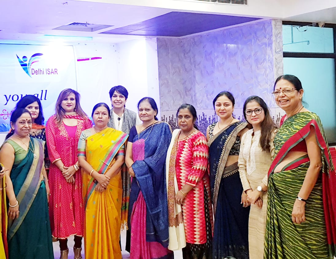 Dr Shivani Gour General Secretary of Delhi ISAR said Surrogacy IVF2