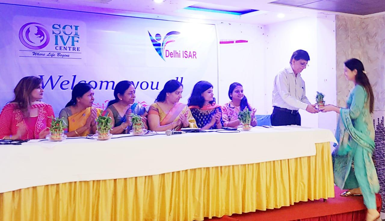 Dr Shivani Gour General Secretary of Delhi ISAR said Surrogacy IVF