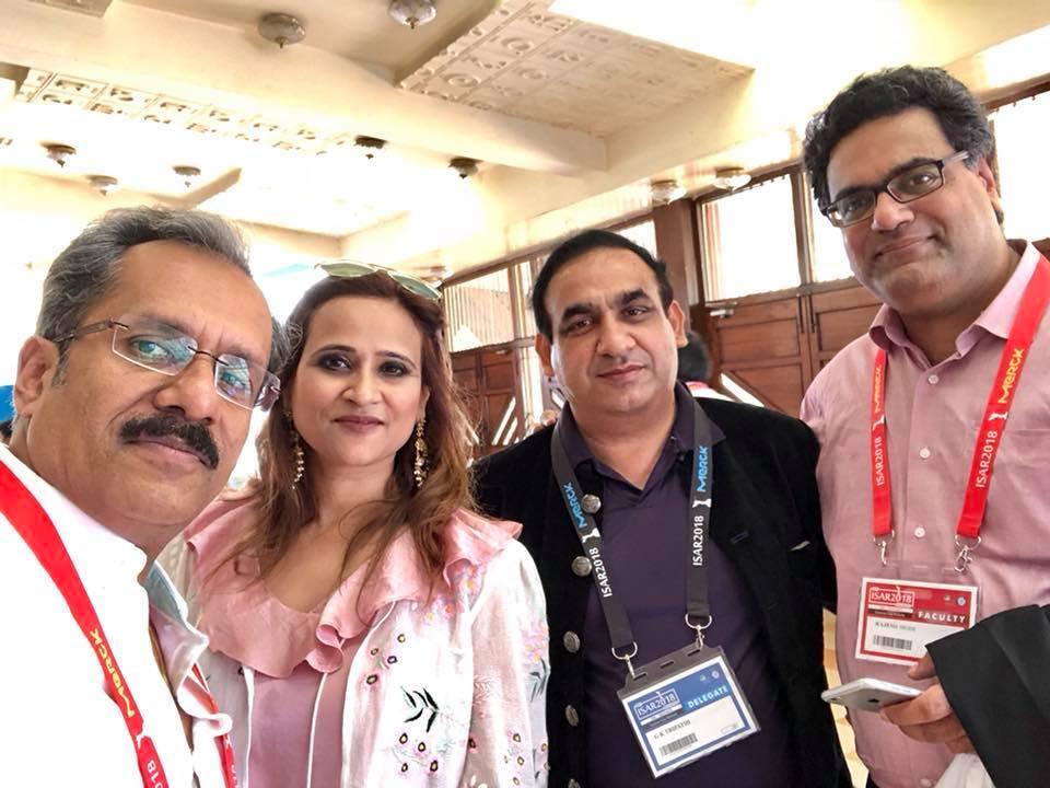 ISAR 2018 Dr Shivani Sachdev Gour