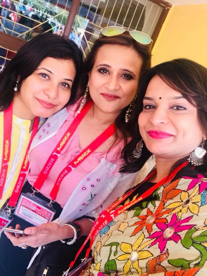 Dr Shivani ISAR 2018