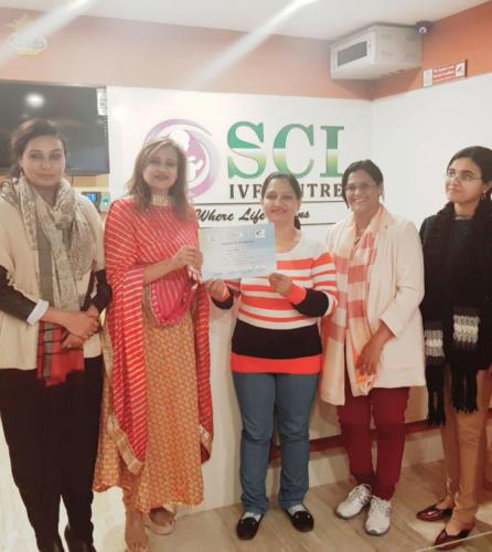 Dr Shivani Sachdev Gour infertility
