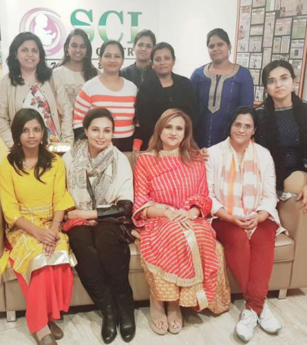 Dr Shivani Sachdev Gour Best IVF Doctor