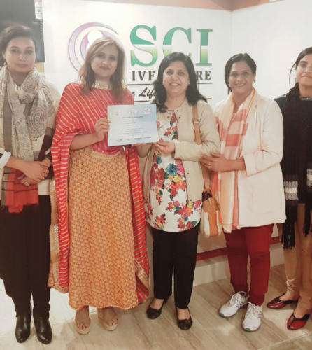 Dr Shivani Sachdev Gour SCI Hospitals