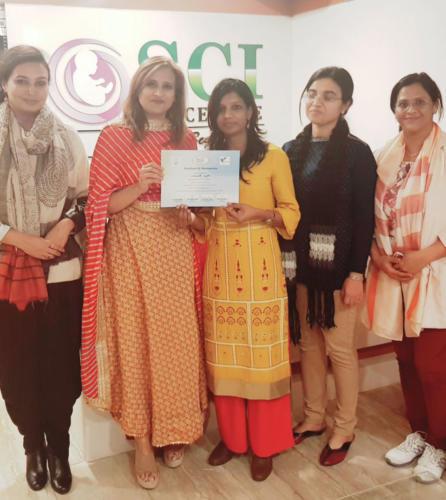 Dr Shivani Sachdev Gour Surrogacy Expert