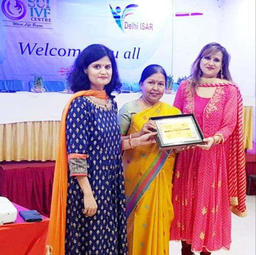 Dr Shivani Sachdev Gour SCIIVF