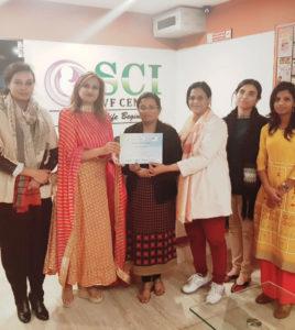 Dr Shivani Sachdev Gour SCI Healthcare