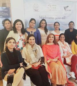 Dr Shivani Sachdev Gour SCI IVF Delhi
