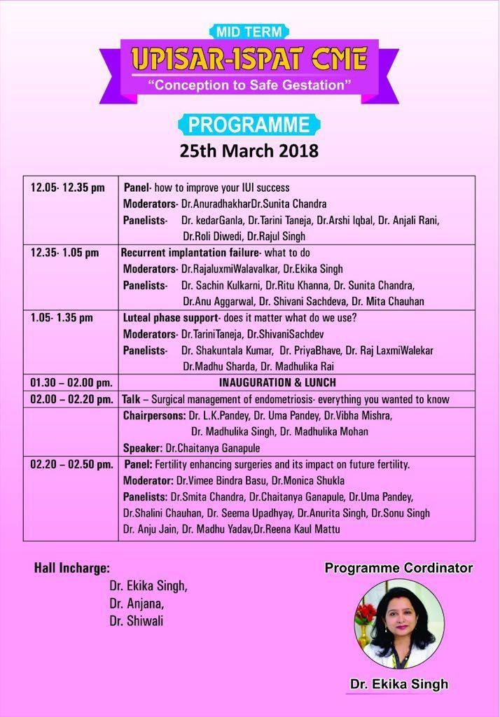 Conception of safe Gestation by Dr Shivani