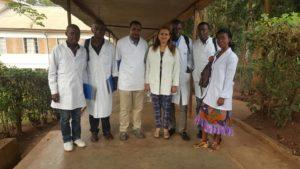Dr Denis Mukwege and Dr Shivani