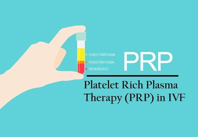 Platelets rich plasma and infertility treatment