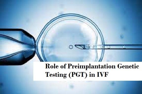 Preimplantation Genetic Testing (PGT) in IVF