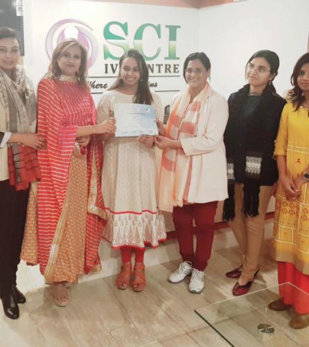 Dr Shivani Sachdev Gour Best IVF