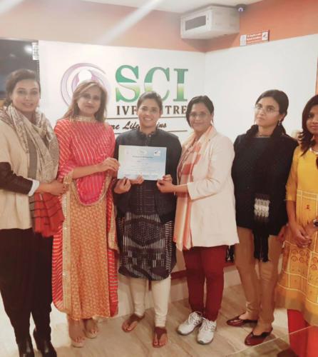 Dr Shivani Sachdev Gour india