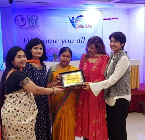 Dr Shivani Sachdev Gour ISAR