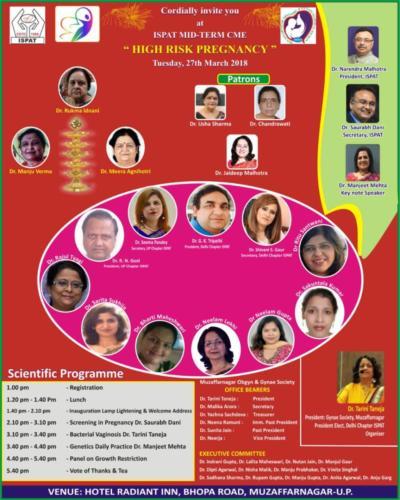 ISPAT Mid Term CME by Dr Shivani